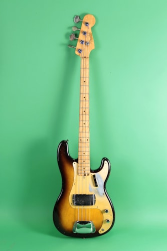 1957 Fender Precision Bass Sunburst