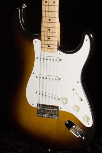 1957 Fender® Stratocaster® 2-Tone Sunburst, Mint, Original Hard, Call For Price!
