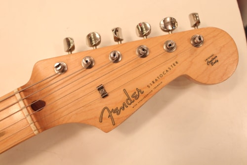 1957 Fender® Stratocaster® Sunburst, Near Mint, Original Hard, Call For Price!