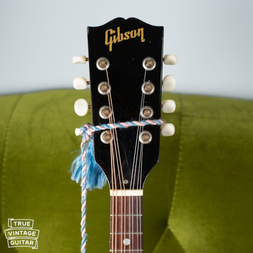 1957 Gibson A-40N Natural with stinger