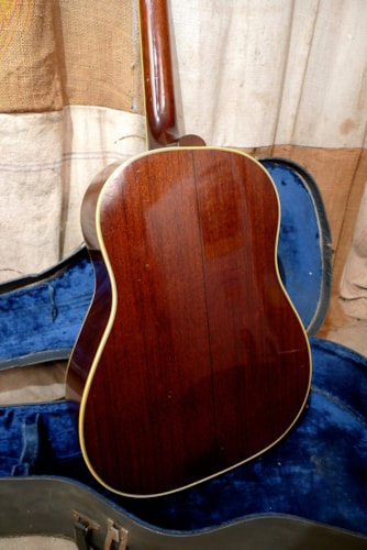 1957 Gibson  Country Western SJN Natural, Very Good, Soft