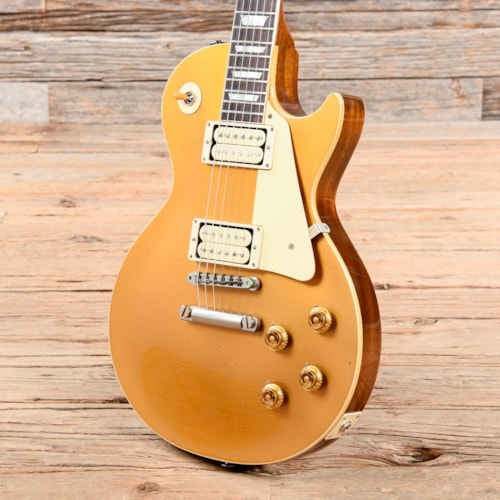 Gibson Custom Shop 1957 Les Paul Aged Goldtop 2017