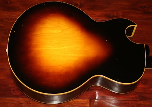 1957 Gibson ES-175  Tobacco Sunburst, Very Good, Original Hard