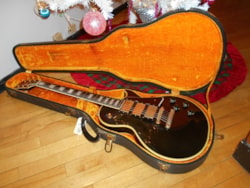 1957 Gibson Les Paul Custom PAFs