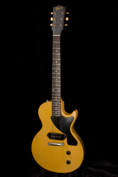 Who Accepts Amex >> 1957 Gibson Les Paul Jr. TV Yellow > Guitars Electric ...
