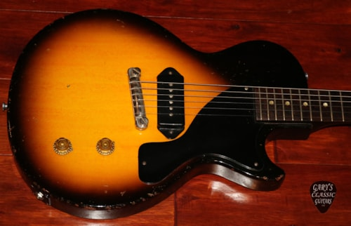 1957  Gibson  Les Paul Junior  Sunburst