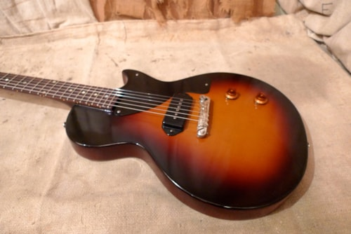 1957 Gibson Les Paul Junior Sunburst - Refin