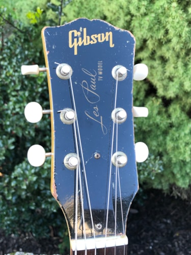 1957 Gibson Les Paul Junior TV TV Yellow