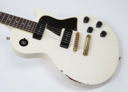 ~1957 Gibson Les Paul Special White Refin