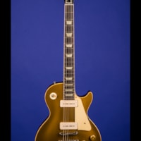 1957 Gibson Les Paul Standard Gold Top 'Dark-Back' P-90 Tune-O-Matic