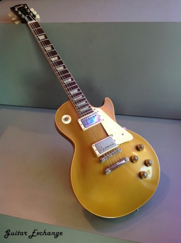 1957 Gibson Les Paul Standard Goldtop, Near Mint, Original Hard, Call For Price!