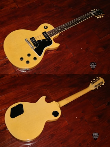 1957  Gibson Les Paul TV Special TV Yellow