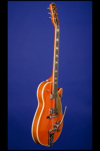 1957 Gretsch 6121 Chet Atkins Solid Body Western Orange