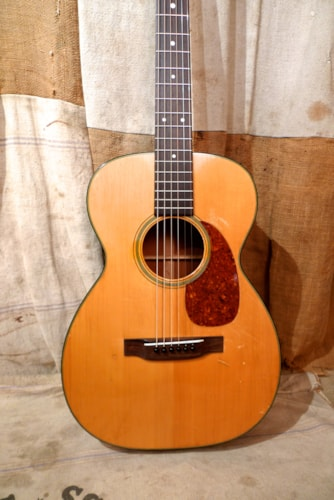 1957 Martin 0-18 Natural, Very Good, Hard, $3,450.00