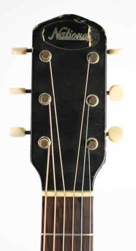 1957 National Resophonic  Pearloid, Very Good, Hard, $1,399.00
