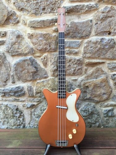 1958 Danelectro 3412 Copper, Very Good, GigBag, $1,489.00