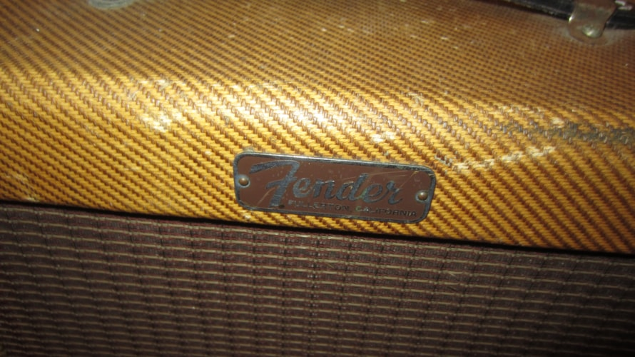 1958 Fender® Champ® Tweed, Excellent, $1,895.00