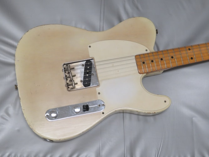 1958 Fender Esquire blond, Excellent, Original Hard, Call For Price!