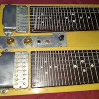1958 GIBSON CONSOLE (#8-4507)