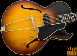 1958 Gibson ES-225T, CLEAN and Original with PROFESSIONAL PHOTOS