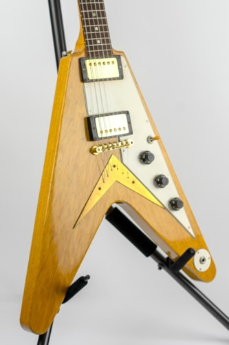 1958 Gibson Flying V Electric Guitar Uncirculated/Original w/Case (Pre-Owned)