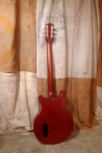 1958 Gibson Les Paul Junior Jr Cherry Red, Excellent, Hard, $5,500.00