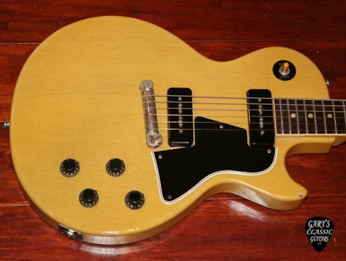 1958 Gibson  Les Paul Special  TV Yellow
