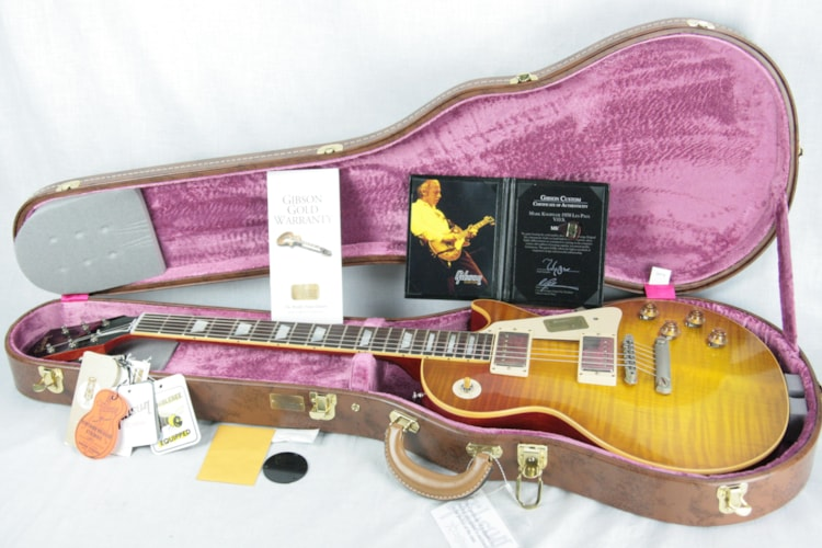 1958 Gibson Mark Knopfler VOS Les Paul Custom Shop Historic 58 R8 Lightweight! THE BEST! Excellent $8,995.00