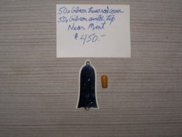 1959 Gibson Truss rod cover & switch tip