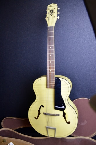 1958 Harmony Archtone Ivory, Very Good, Original Soft, $499.00