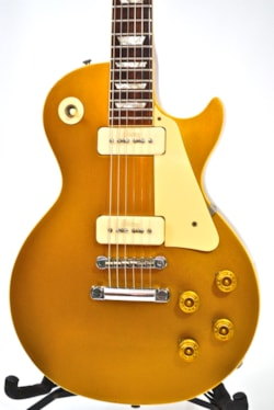1971 Gibson Les Paul 58' Goldtop Reissue