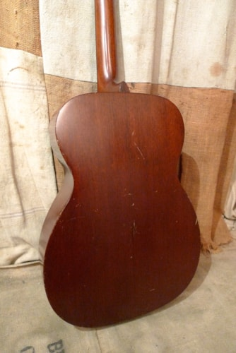 1958 Martin 00-17 Mahogany, Excellent, Hard
