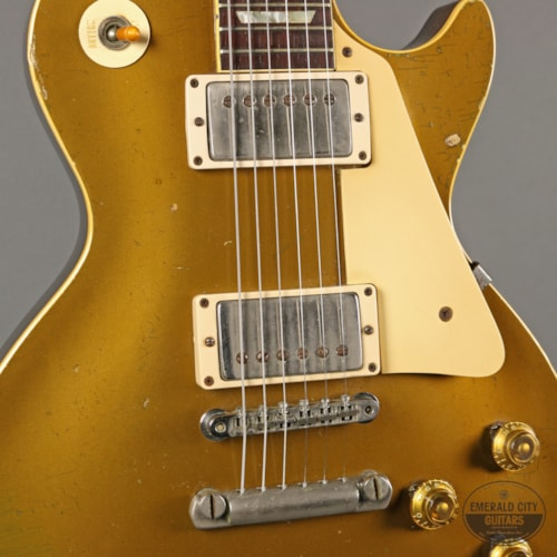 1958 Gibson Les Paul (Owned by Paul Reed Smith)