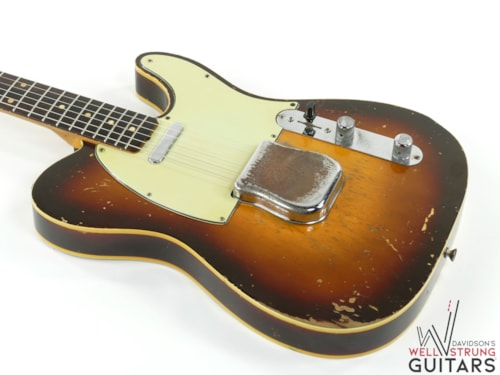 1959 Fender Custom Telecaster Sunburst