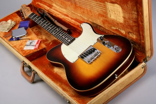 1959 Fender Esquire Custom sunburst
