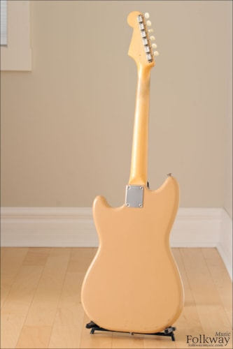 1959 Fender® Musicmaster™ Excellent, Original Hard, $1,929.00