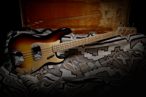 1959 Fender Precision Bass Sunburst