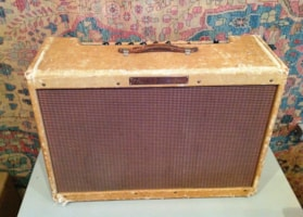 1959 Fender TWIN AMP