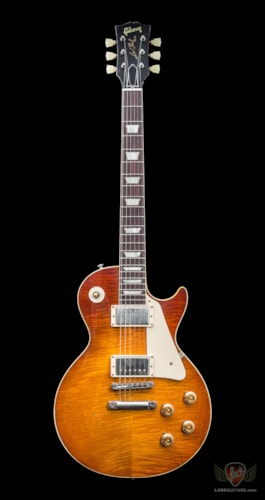 Gibson Custom Collector's Choice #29 Tamio Okuda 1959 Les Paul Aged - Sunburst (139)
