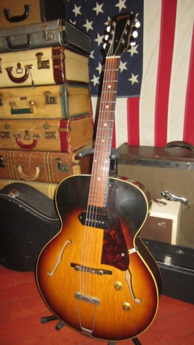 1959 Gibson ES-125 Sunburst, Excellent, Hard