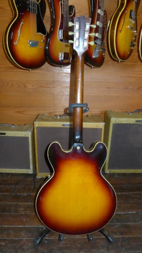 1959 Gibson ES-335 Sunburst, Very Good, Original Hard