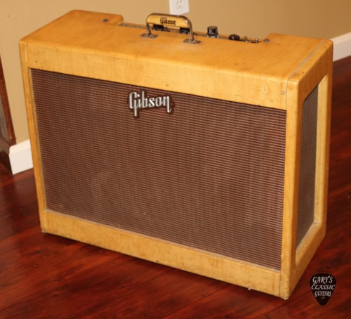 1959 Gibson GA-83 S Tweed > Amps & Preamps | Gary's Classic Guitars