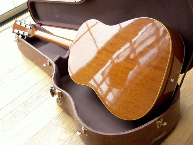1959 Gibson J-50 Natural , Brand New, Original Hard