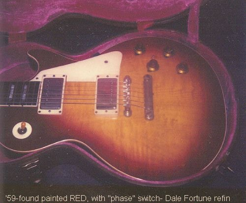 1959 Gibson Les Paul PHOTOS ONLY - sold long ago several, Original Hard, Call For Price!