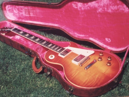 1959 Gibson Les Paul PHOTOS ONLY - sold long ago