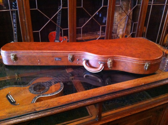 1959 Gibson Les Paul Standard case Near Mint, Hard, Call For Price!