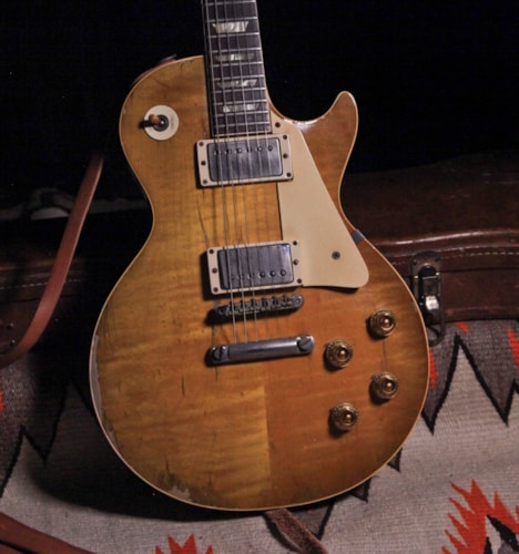 "1959 Gibson Les Paul Standard ""Sunburst"", Excellent, Original Hard"