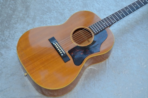 1959 Gibson LG-3 NATURAL BLONDE, Excellent, Hard