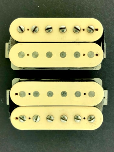 1959 Gibson PAF Double Whites