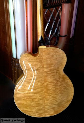 1959 Gibson Super 400 CES Blonde, Excellent, Original Hard, Call For Price!
